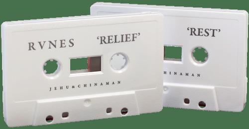 Cassette tape on-body printing