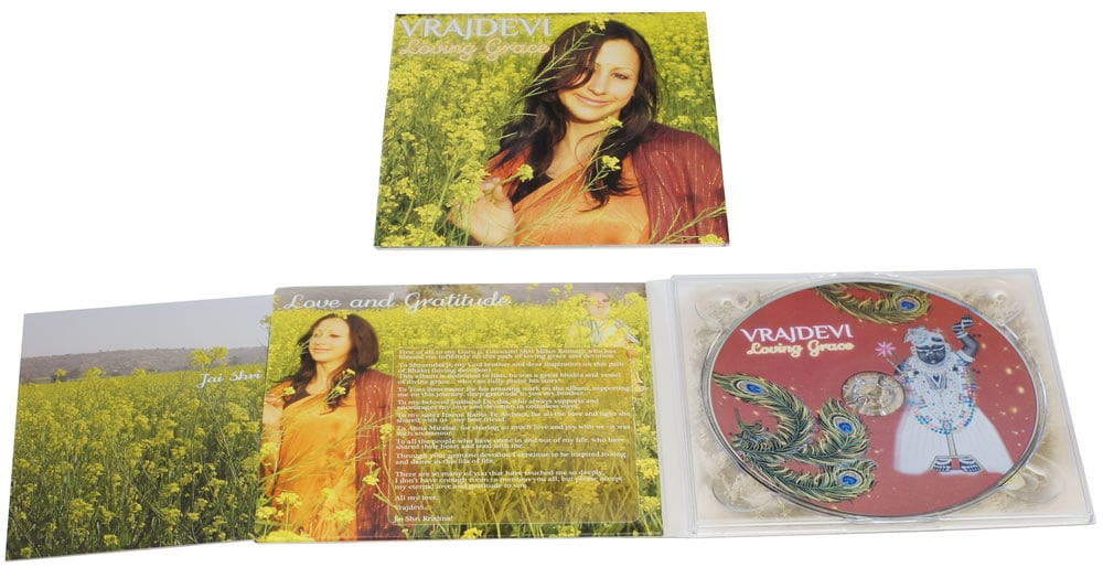 4 page CD digipack with tunnel pocket and booklet