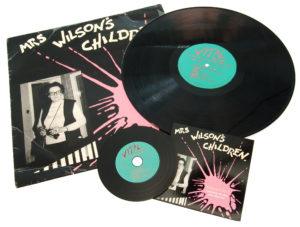 """Vinyl CD copy of an original 12"""" record"""