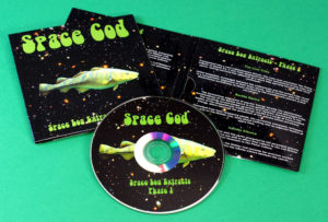 4 page gloss laminated CD wallets with standard 12cm CDs