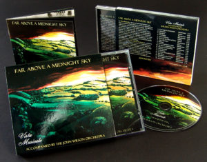 Jewel cases with booklets, double sided rear tray inlays and gloss laminated outer O-cards with glass mastered discs