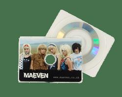 Business card CDs