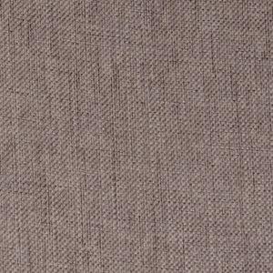 Dark brown coarse natural linen