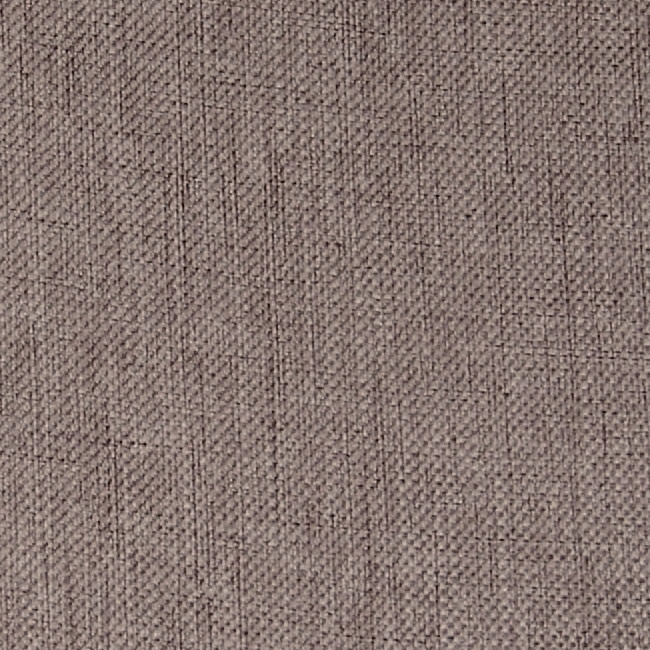 Dark brown coarse natural linen