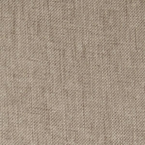 Light brown coarse natural linen