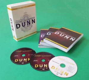 DVDs in multidisc set
