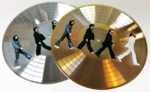 UV LED printed The Beatles