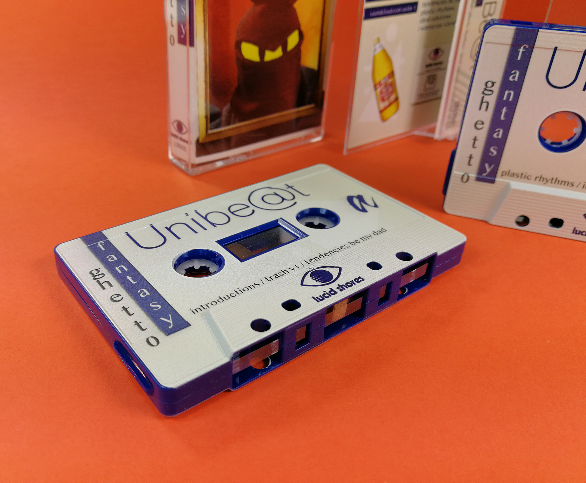 Cassette tape duplication and production | Band Cassettes