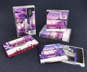 Hiraeth Records Corp. & t e l e p a t h cassette tapes and MiniDiscs