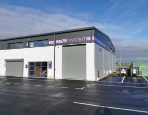 The exterior of our offices in Lee-on-the-Solent, Hampshire