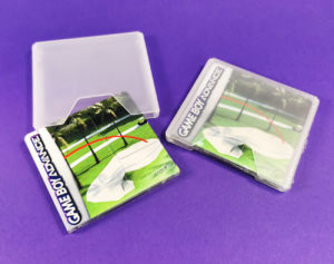 US Golf 95 Game Boy Advance MiniDiscs in slipcases