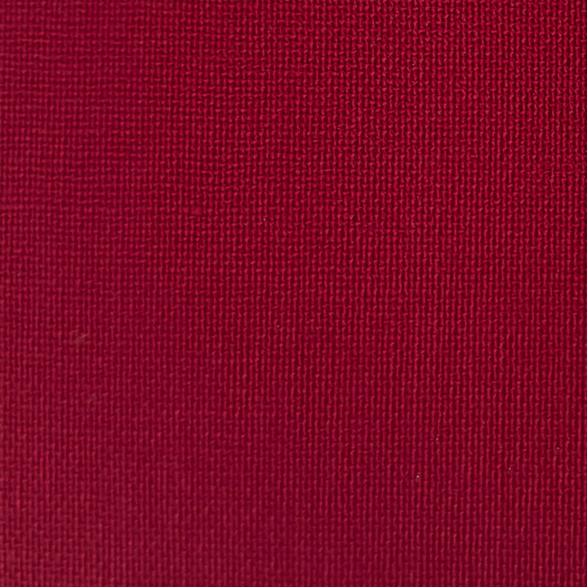 Red fine linen