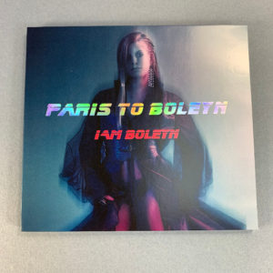Holographic hot foil printed CD digipaks